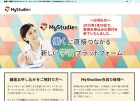 Mystudiee.jp thumbnail