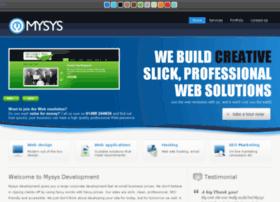 Mysys.co.uk thumbnail