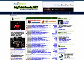 Mytabletennis.net thumbnail
