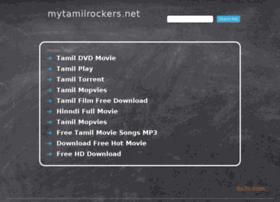 Mytamilrockers.net thumbnail