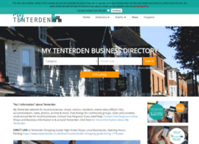 Mytenterden.co.uk thumbnail