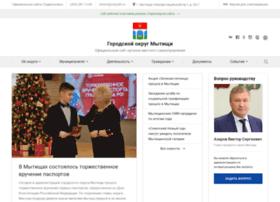 Mytyshi.ru thumbnail