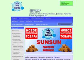 Myviaaqua.com.ua thumbnail