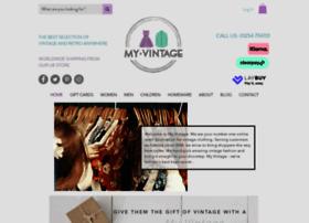 Myvintage.uk thumbnail