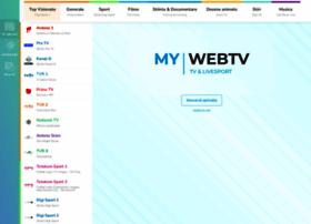 Mywebtv.info thumbnail