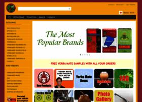 Myyerbamatestore.com thumbnail