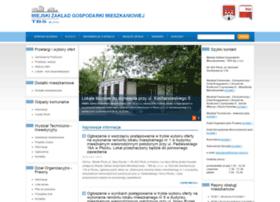 Mzgm-plock.pl thumbnail