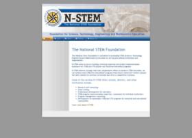 N-stem.org thumbnail