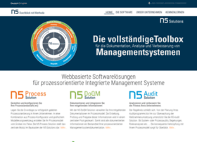 N5-solutions.de thumbnail