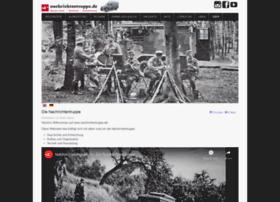 Nachrichtentruppe.de thumbnail