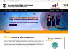 Nad.gov.in thumbnail