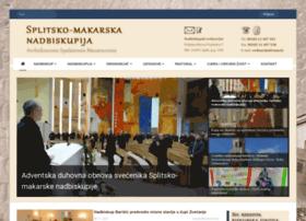 Nadbiskupija-split.com thumbnail
