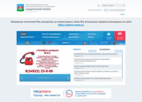 Nadymregion.ru thumbnail