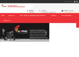 Nafmc.edu.in thumbnail