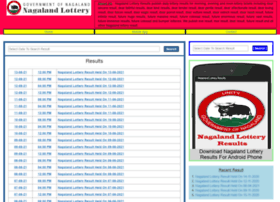 Nagalandlottery.com thumbnail