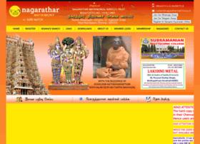 Nagarathar.net thumbnail