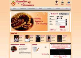 Nagaratharthirumanam.com thumbnail