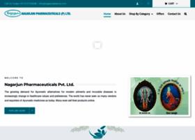 Nagarjunpharma.com thumbnail