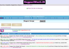 Nagpurimasti.tk thumbnail