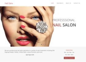 Nailcarelondon.co.uk thumbnail
