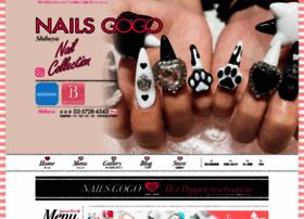 Nailsgogo.jp thumbnail