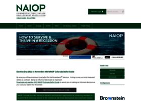 Naiop-colorado.org thumbnail