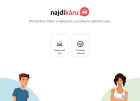 Najdikaru.cz thumbnail