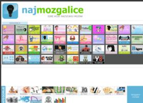 Najmozgalice.com thumbnail