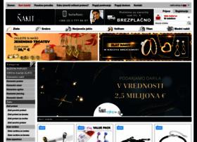Nakit-eshop.si thumbnail