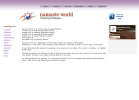 Namasteworld.org thumbnail