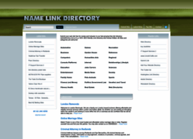 Namedirectory.com.ar thumbnail