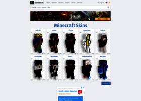 minecraft skins name mc