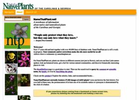 Namethatplant.net thumbnail