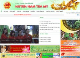 Namtramy.gov.vn thumbnail