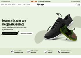 Nanga-shoes.com thumbnail