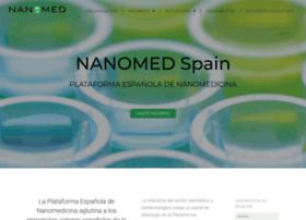 Nanomedspain.net thumbnail