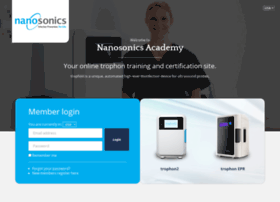 Nanosonicsacademy.com thumbnail