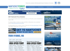 Nantucketferries.com thumbnail