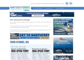 Nantucketferries.com thumbnail