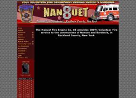Nanuetfd.org thumbnail