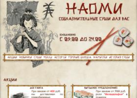 Naomi-sushi.ru thumbnail
