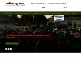 Napavalley.edu thumbnail