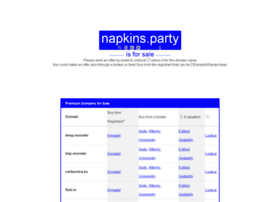 Napkins.party thumbnail