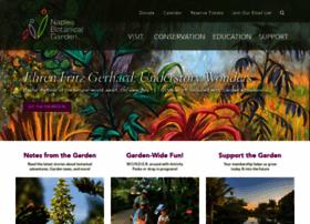 Naplesgarden.org thumbnail
