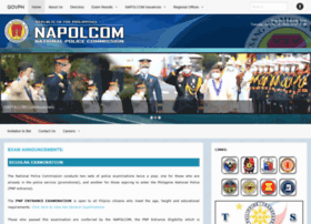 Napolcom.gov.ph thumbnail