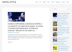 Napolistyle.it thumbnail