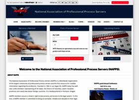 Napps.org thumbnail