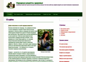 Narodreceptzdorov.ru thumbnail