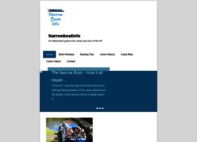 Narrowboatinfo.co.uk thumbnail