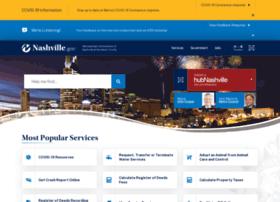 Nashville.org thumbnail